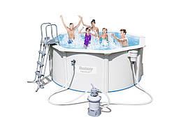 Бассейн каркас BestWay 56566 Hydrium Pool 300 х 120 см