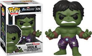 Фигурка Funko Pop Фанко Поп Мстители Игра Халк Avengers Game Hulk 10 см AG H 629