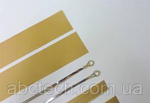Ремкомплект для имульсного зварювача - нагрівальний елемент ніхром, тефлон