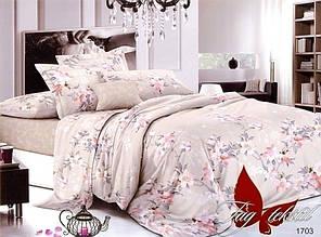 ТМ TAG Комплект постельного белья с компаньоном 1703