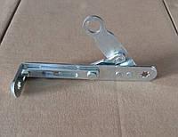 Шпингалет короткий Vorne для ПВХ окон/дверей  - оконная, дверная фурнитура ПВХ