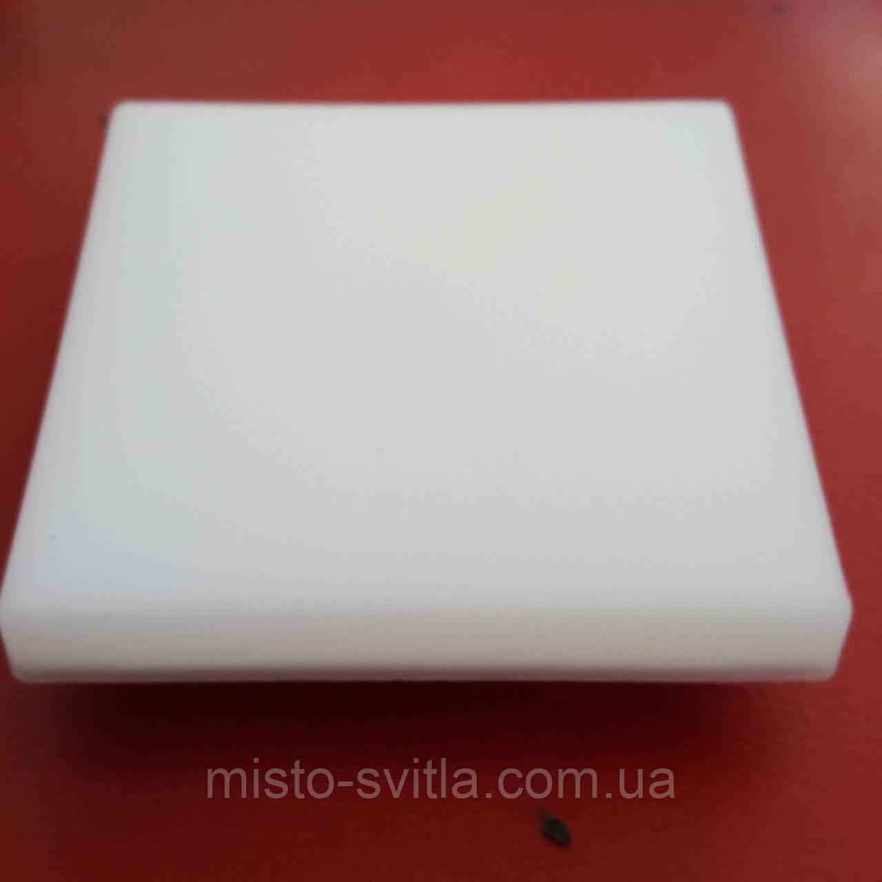 LED cветильник 18W UNI-S-18W квадрат 5000K