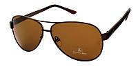 Модные солнечные очки мужские Polaroid Mercedes Benz