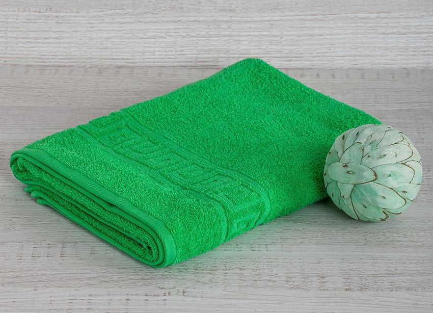 ТМ TAG Полотенце махровое Malachite