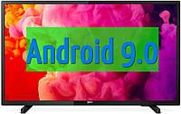 "Телевизор Philips 32"" SmartTV (Android 9.0) + FullHD + T2 ГАРАНТИЯ!"