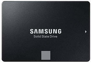 "SSD-накопитель Samsung 860 Evo-Series 500GB 2.5"" SATA III V-NAND MLC (MZ-76E500BW)"