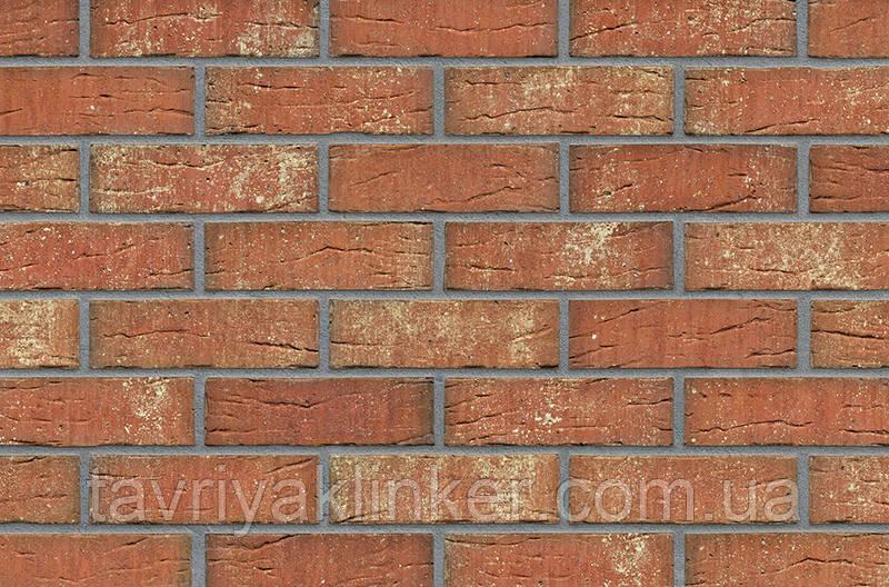 Клинкерная фасадная плитка Small town (HF34), 240x71x10 мм