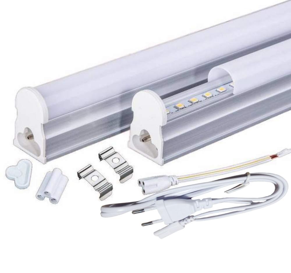 Світильник LED Т5-0.3 4W 6000К (LU2001-0.3-4W) L-300мм (30шт/ящ) ТМ LUMANO (12 міс.гаран)