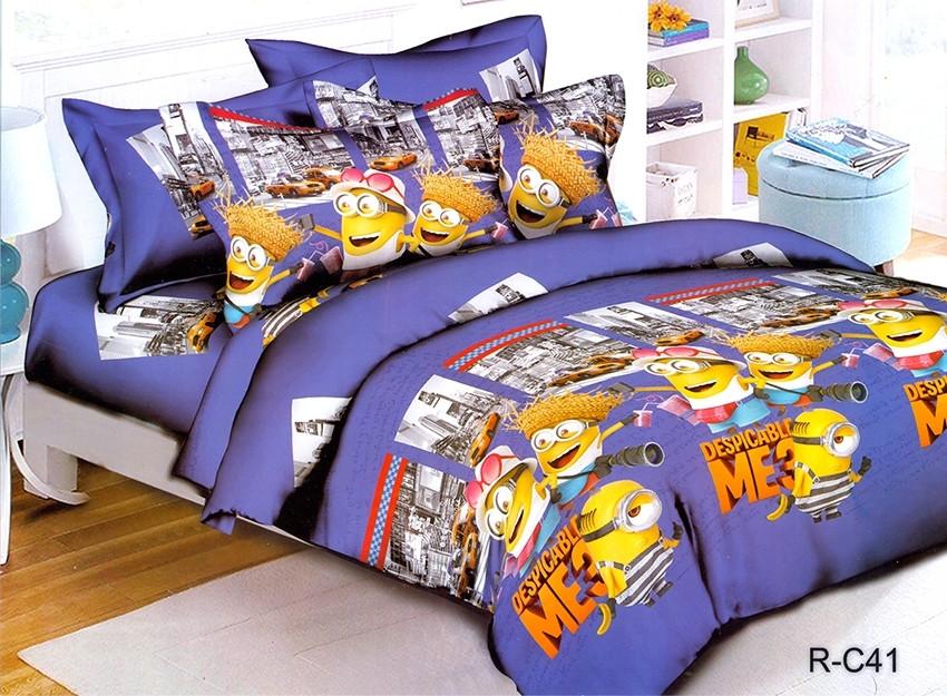 ТМ TAG Комплект постельного белья R-C41