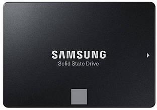 "SSD-накопитель Samsung 860 Evo-Series 1TB 2.5"" SATA III V-NAND MLC (MZ-76E1T0BW)"
