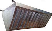 Вентиляционный зонт (оц.) инд. размеры с фильтром