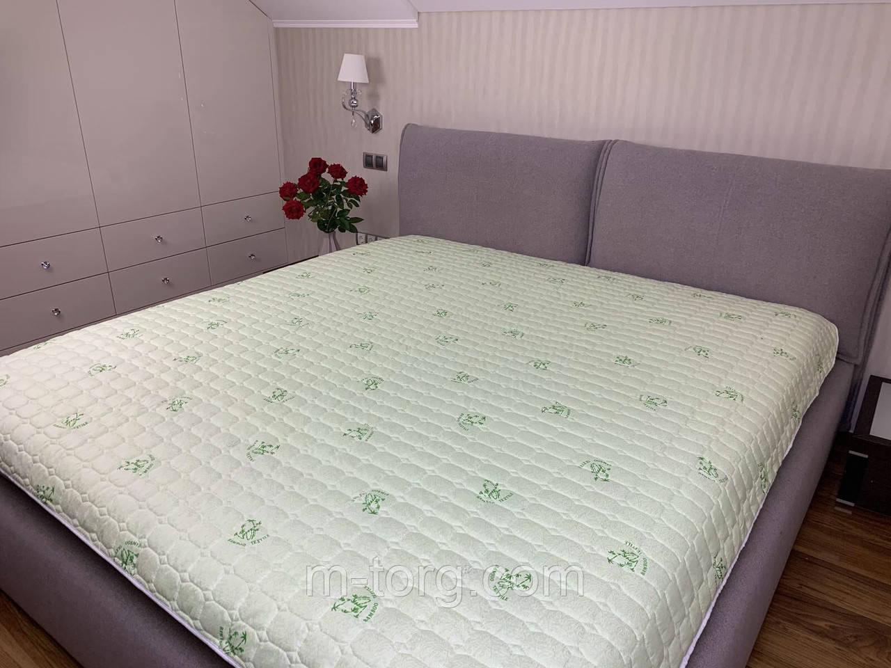 """""""Салатова"""" Бамбук літній ковдру покривало полуторний розмір 145/205"""
