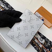 Обложка на паспорт Louis Vuitton канва