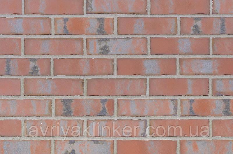Клинкерная фасадная плитка Wall street (HF37), 240x71x10 мм