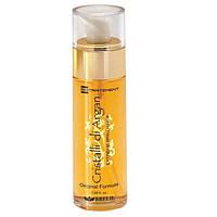Масло-блеск для волос Brelil Bio Traitement жидкие кристаллы с маслом Аргана 50мл._УТП001485