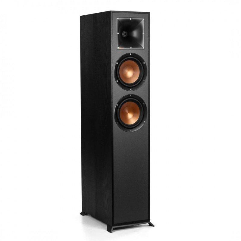 Фронтальні акустичні колонки Klipsch R-620F Black