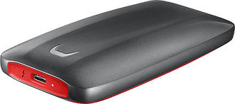 SSD-накопитель Samsung Portable X5 2TB Thunderbolt 3 (MU-PB2T0B/WW)