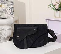 Сумка мужская Dior Saddle Bag (Диор Седло)