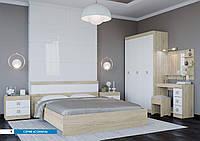 Спальня Соната 1 (модульная)