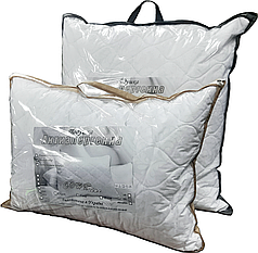Подушка гипоаллергенная 50х70 с наволочкой на молнии - СОНЯ ТЕКС