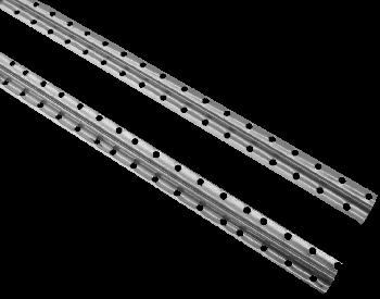 Маяк штукатурный В-6 оцинкованный (толщина 0,3мм) 2,5м