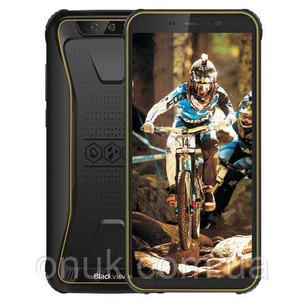 Blackview BV5500 Pro yellow