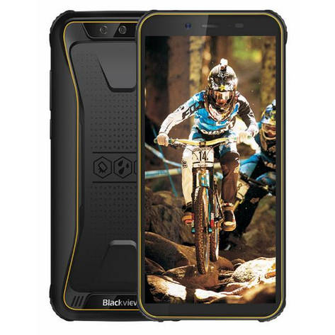 Blackview BV5500 Pro yellow, фото 2