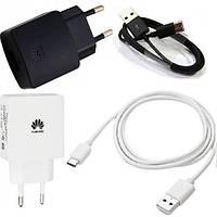 Сетевое зарядное устройство зарядка Huawei (Enjoy) Type-C 2 в 1 оригинал для