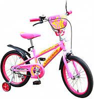 Велосипед детский двухколесный 18 дюймов Like2bike Sprint 191831