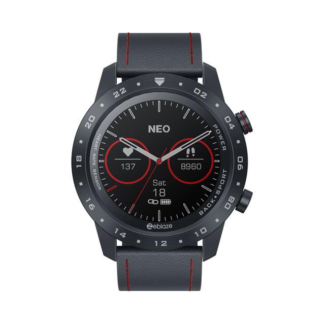 Смарт часы Zeblaze NEO 2 black