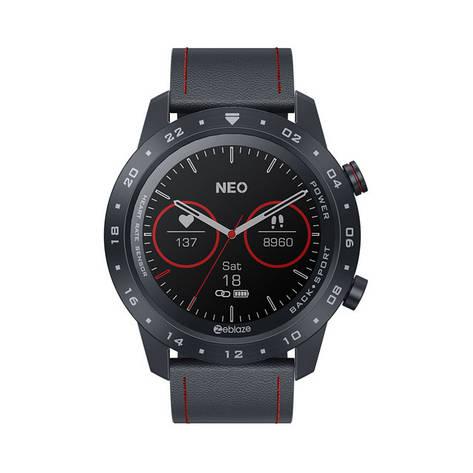 Смарт часы Zeblaze NEO 2 black, фото 2