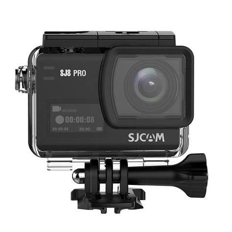 Экшн камера SJCAM SJ8 Pro full box black, фото 2