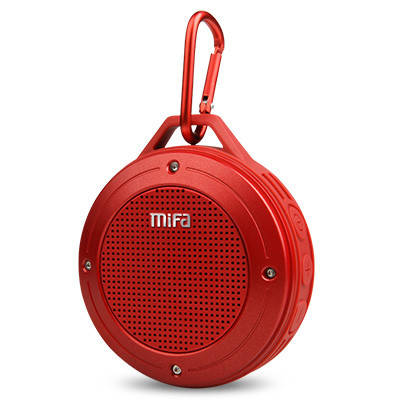 Колонка Mifa F10 red 3 Вт IP56 Bluetooth 4.0, фото 2