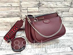 Маленькая незаменимая сумка, новинка ZARA, удобная и вместительная