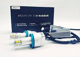 Автолампи LED маркер BMW Aozoom E92-T 40Вт Canbus E70 E71(X6) E87 E60 E61 E63 E64 E91 E92 E93