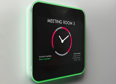 Бронирование переговорных комнат