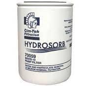 Фильтр для очистки дизельного топлива, CIM-TEK 400 HS-II-30 (гидроабсорбирующий, до 80 л/мин)