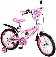 Велосипед детский двухколесный 16 дюймов Like2bike Sprint 191628