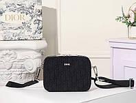 Сумка - клатч мужская Dior Oblique (Диор)