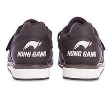 Штангетки обувь для тяжелой атлетики PU  OB-0192, фото 2