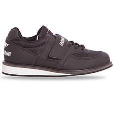 Штангетки обувь для тяжелой атлетики PU  OB-0192, фото 3