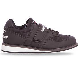 Штангетки взуття для важкої атлетики PU OB-0192