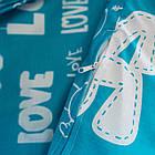 Комплект постельного белья двуспальный 2 спальный бязь, фото 2