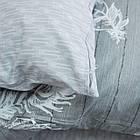 Комплект постільної білизни євро сатин, фото 4