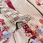 Комплект постельного белья полуторный 1.5 спальный бязь, фото 4