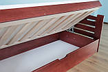 """Дитяче ліжко з підйомним механізмом """"Карлсон"""", фото 3"""