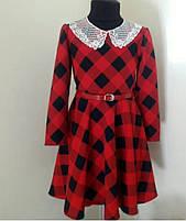 Теплые платья для девочек