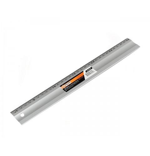 """ТМ""""POLAX"""" Лінійка алюмінієва 1 шкала 40см (шт.)"""