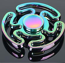 Спиннер Hand Fidget Spinner «Labyrinth» хамелеон