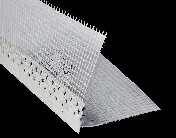 PVC-B балконный профиль из ПВХ с капельным приливом со стекловолокнистой сеткой 2,5м